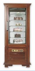 Vitrină frigorifică verticală de cofetărie...