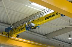 Cranes - beams basic and pendant