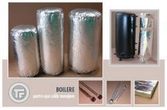 Boilere pentru apa calda menajera