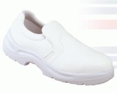 Pantof de protectie cu bombeu metalic Categoria S2