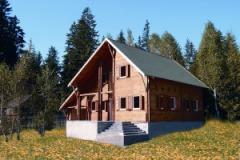 Casa Izvorul Mureș