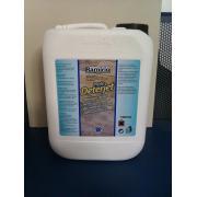 Detergent alcalin material din piatra