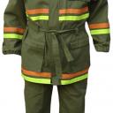 Costum hidrofob (pompieri lucru ) benzi