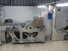Juice production equipment