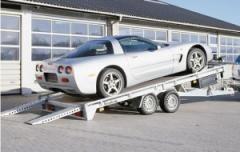 Platforma transport auto