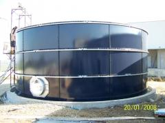 Rezervor pentru stocare apă potabilă