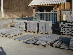 Buildings ferro-concrete