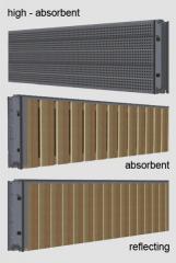 Elemente combinate aluminiu-lemn