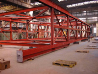 Constructii metalice sudate