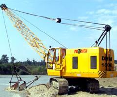Draglina DHM 1800