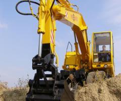 Excavator P851 HyEl