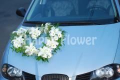 Nunti - Aranjamente pentru masini