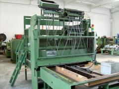 Equipment for pallets production