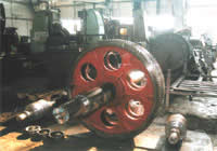Repairs Oilfield Equipment - Drilling production tools
