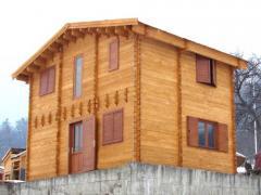 Casa de locuit din lenm - Atena
