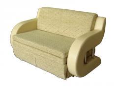 Canapea havana 2 locuri extensibila lam. normala stofa extra