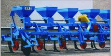 Cultivator CSC cu echipament de fertilizare pe rand efr 9