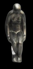Statueta sezand pentru decor din acrilic