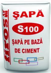 Şapă pe bază de ciment alb S100
