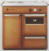 Sobă de gătit și încălzit cu cuptor tip Emiliana TM22