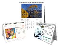 Calendare de perete sau de birou