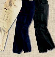 Echipament sportiv pantaloni