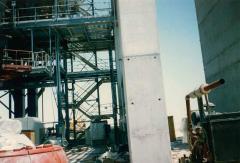 Structura metalica platforma