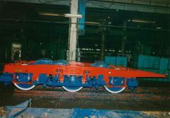 Borhiu pentru locomotiva