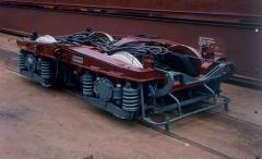 Boghiu pentru locomotivă