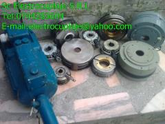 Coupling clutches