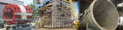 Utilaj tehnologic pentru industria petrochimică