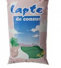 Lapte de consum punga