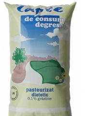 Lapte de consum degresat