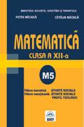 Manual Matematica M5 clasa a XII-a