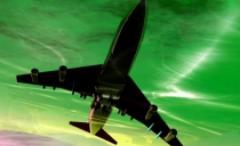 Panouri luminoase pentru aeronave