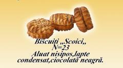 Biscuiti scoici