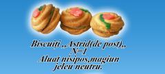 Biscuiti d epost Astrid