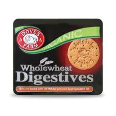 Mini-Biscuiti digestivi din faina integrala
