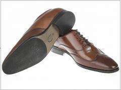Pantofi barbati cognac VL463-2