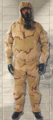 Costum de protectie NBC (nuclear biologic chimic)