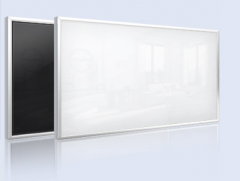 Heating radiant panels