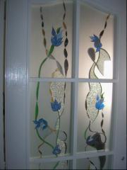 Sticla vitraliu