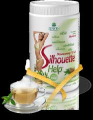 SilhouetteHelp, ceai pentru slabit, fortifiat cu