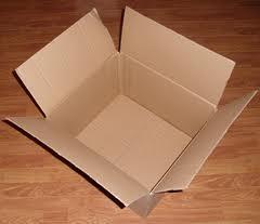 Three-layer carton