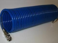 Furtun spiralat Ø8x10 mm