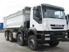 Iveco Trakker AD410T41