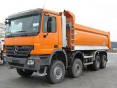 Mercedes Actros 4141 8x6