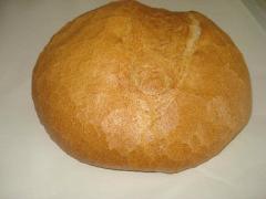 Pâine pe vatră