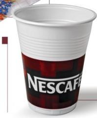 Pahare de unică folosinţă personalizate