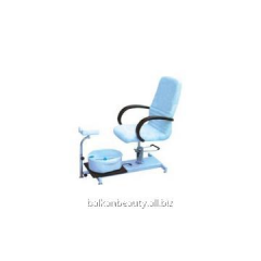 Support-bench for pedicure